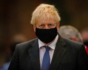 British Prime Minister Boris Johnson. Photo: Reuters