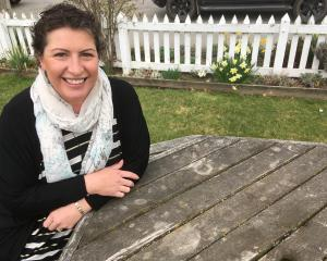 Ranfurly woman Amie Pont is making it her mission to raise awareness of lymphoma, a type of...