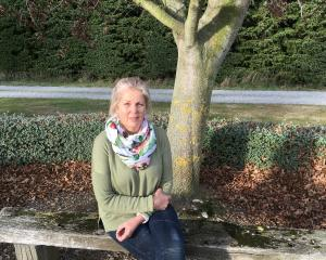 North Canterbury Rural Support Trust chairwoman Gayle Litchfield says it's OK to have bad days....