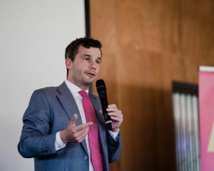 ACT leader David Seymour says infrastructure isn't being delivered efficiently enough. Photo: RNZ