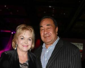 Judith Collins has joked she can't get David Wong Tung, her husband for 40+ years, to do anything...