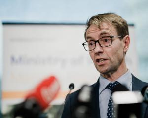 Dr Ashley Bloomfield. Photo: RNZ / Dom Thomas
