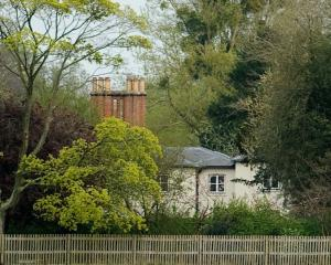 The refurbishment of Frogmore Cottage, a house within the grounds of Queen Elizabeth's Windsor...