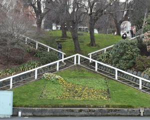 The proposed site of the Archibald Baxter Memorial for World War 1 conscientious objectors, at...