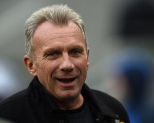 Joe Montana. Photo: Getty