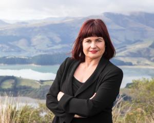 Mount Aspiring College limited statutory manager Madeleine Hawkesby, pictured in Christchurch....