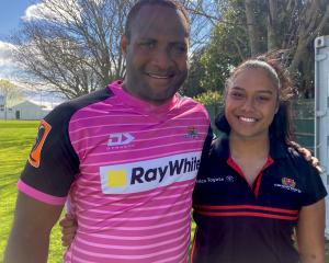 Establishing a base with partner and fellow Canterbury rugby representative, Martha Lolohea, led...