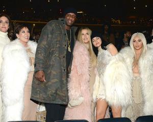 Caitlyn Jenner, Kris Jenner, Lamar Odom, Khloe Jenner, Kylie Jenner, Kim Kardashian West, Kendall...