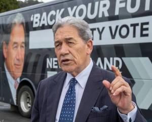 New Zealand First leader Winston Peters has always said the NZ First Foundation's activities were...