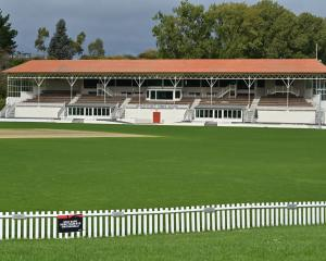 The University of Otago Oval will host a twenty20 match between the Black Caps and Australia on...