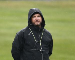 Hawke's Bay coach Mark Ozich. Photo: Getty Images