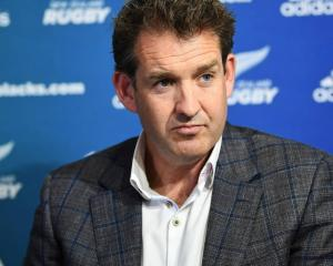 "NZR chief executive Mark Robinson says the wellbeing of players is ""incredibly important"". Photo:..."