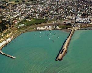 Oamaru Harbour. Photo: Stephen Jaquiery