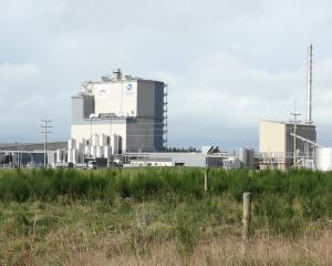 Oceania Dairy's Glenavy plant. Photo: ODT