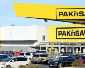 Pak'n Save Dunedin. Photo: ODT