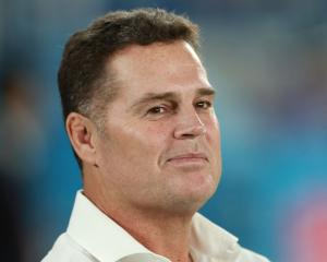 Rassie Erasmus. Photo: Getty Images