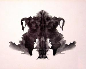 Owen Kreft has a different view. He suggests it may be a Rorschach spider, which would, of course...