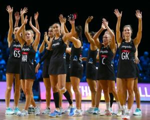 The Silver Ferns' international schedule is uncertain for 2020. Photo: Getty Images