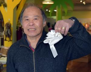 For Little Kiwis owner and operator Colin Lim has opened a new shop in the lower Octagon. PHOTOS:...