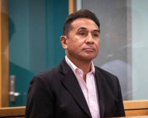 Benjamin Swann pictured at his first trial in April 2019. Photo: NZ Herald