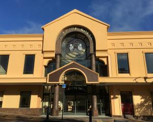Timaru's Theatre Royal. Photo: Allied Press file