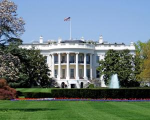 The White House is President Donald Trump's residence in Washington. Photo: ODT files
