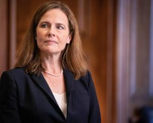 Judge Amy Coney Barrett has been confirmed to the US Supreme Court. Photo: Reuters