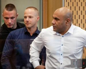 Jonathan Seal, left, Michael Harrison Cooper, and Simote Vea were jailed for the South Island's...