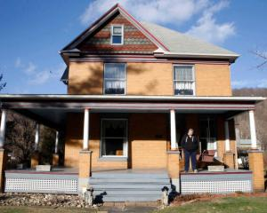 The house in Perry Township Fay, Pennsylvania, had a starring role in The Silence of the Lambs....