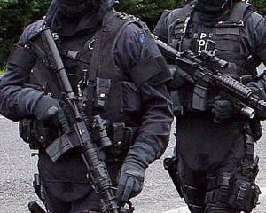 Armed police were seen in  Lake Hayes this morning. Photo: Files