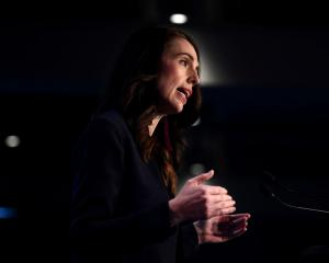 Prime Minister Jacinda Ardern is making today's announcement from Dunedin. Photo: Getty Images