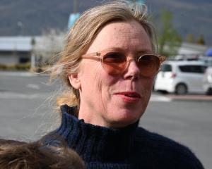 Janet Brown. PHOTO: ODT FILES