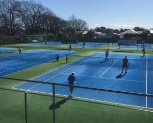 Photo: Elmwood Tennis Club