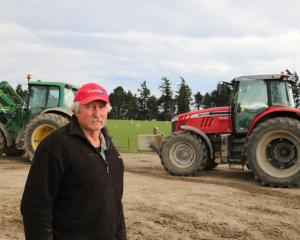 Waikaka farmer Laurie Paterson feels insulted about the new freshwater policy reforms and is one...