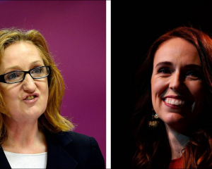 Suzanne Evans has taken aim at NZ's Covid response. Photos: Getty Images/NZ Herald