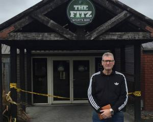 The Fitz co-owner and manager Dean Baldwin hopes they can reopen in the next 12-18 months. Photo:...