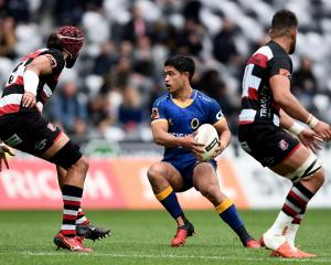 Otago will be without Josh Ioane. Photo: Getty Images