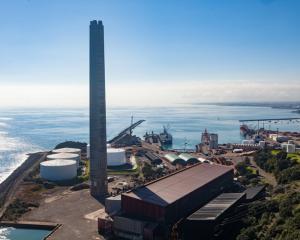 Port Taranaki. Photo: Getty