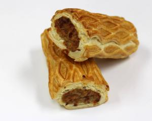 Goldstar Patrick's Pies has won national recognition for its sausage rolls. Photo: Supplied