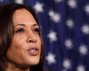 Kamala Harris. Photo: Reuters