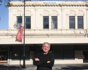 Oamaru Whitestone Civic Trust chairman Graeme Clark says more protection is needed for historic...