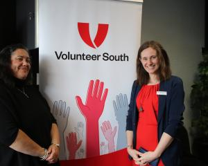 Volunteer South Dunedin-Waitaki manager Leisa de Klerk. PHOTO: KAYLA HODGE