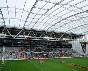 A far smaller crowd than seven years ago watched Otago's Ranfurly Shield loss to Hawke's Bay at...