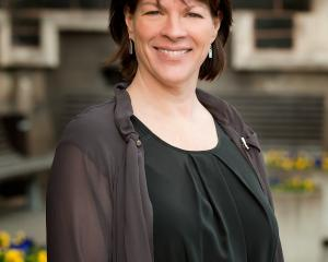 University of Otago vice-chancellor Prof Harlene Hayne. Photo: Files