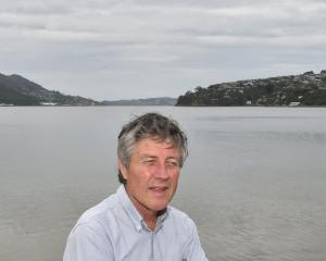 Roger Belton. PHOTO: ODT FILES