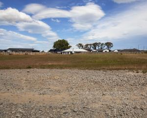 Resource consent for a Countdown at this site on Birchs Rd, Lincoln, has been declined. Photo:...