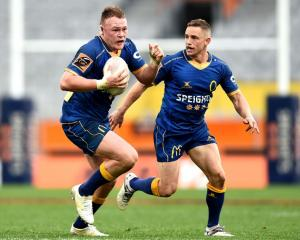 Slade McDowall will be tough to replace for Otago. Photo: Getty Images