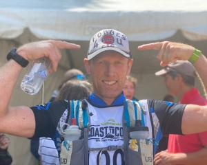 Farmer and multisporter Hamish Mackay dedicated his 2019 Coast to Coast race to his son Forbes,...