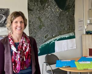 South Dunedin Community Network manager Robyn McLean is excited about what lies ahead for the the...