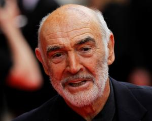Tall and handsome, with a throaty voice to match a sometimes crusty personality,  Sean Connery...